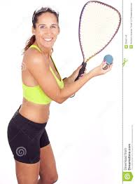 Ladies only Racketball course for beginners at Lexden