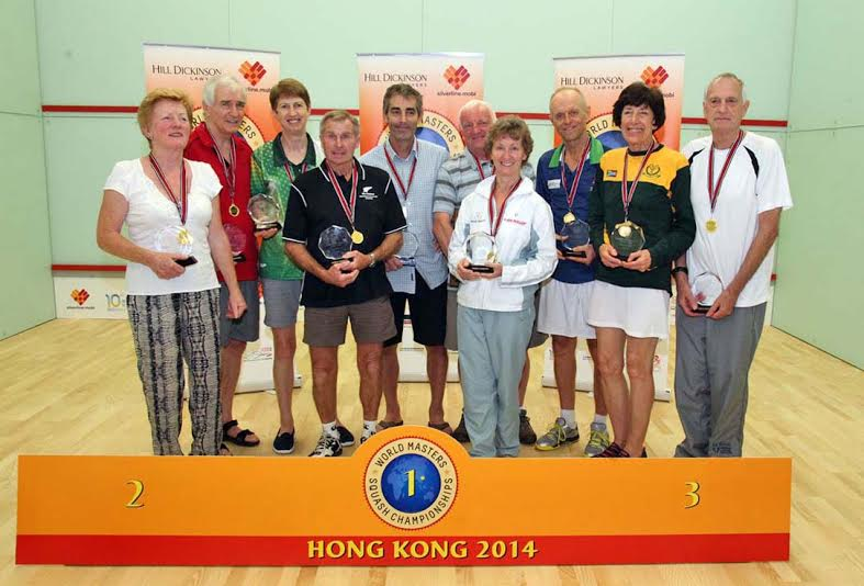 Averil crowned World Champ…for the fifth time