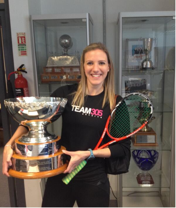 Women's squash boosted by $500,000 sponsorship