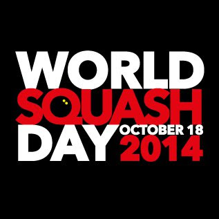 Is your club geared up for World Squash Day?