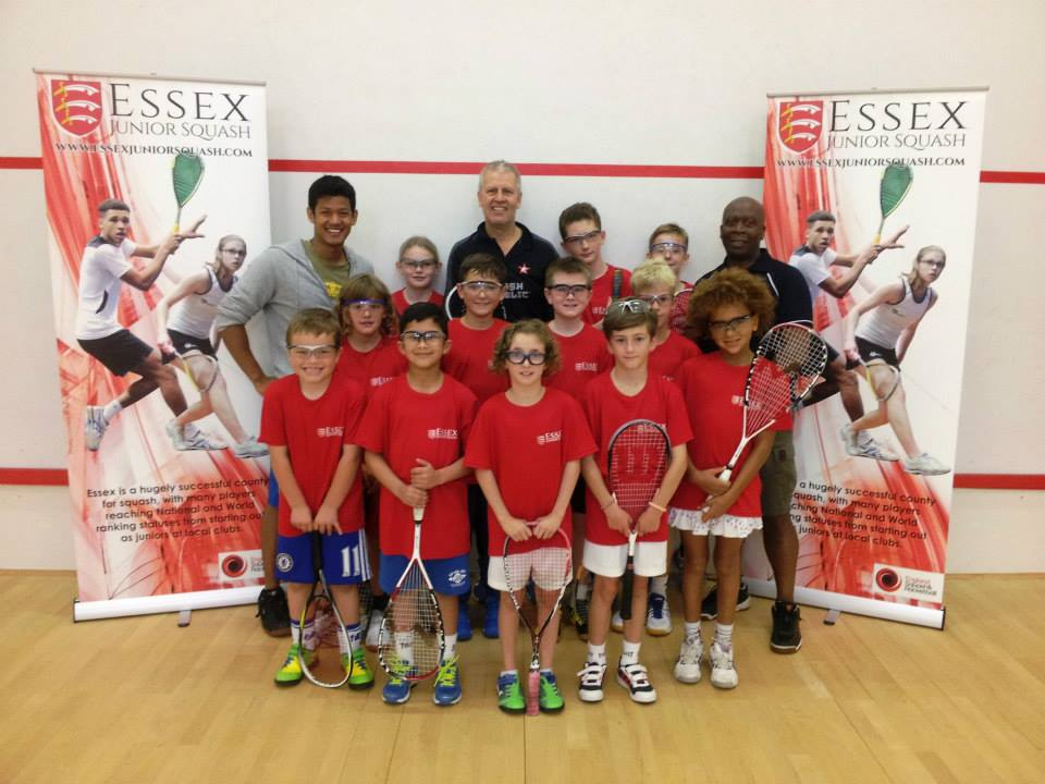 Flying start for Essex Junior Development Squad