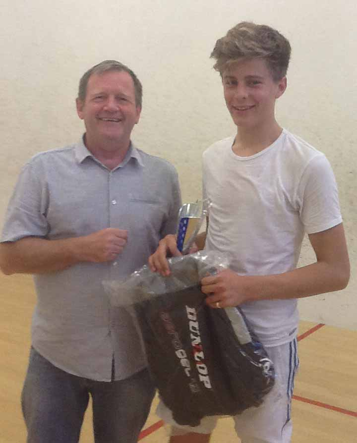 Billy gets England call after striking Silver in Northumbria