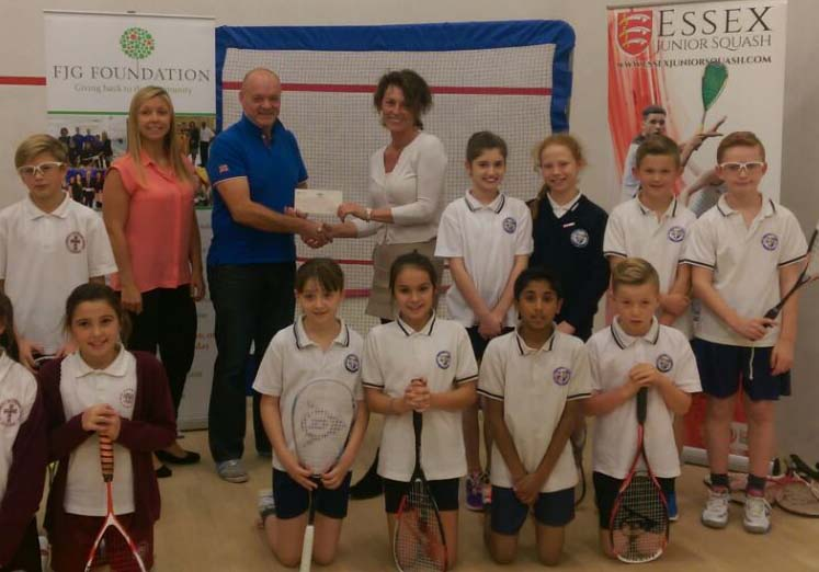 FJG Foundation support for our schools' coaching programme
