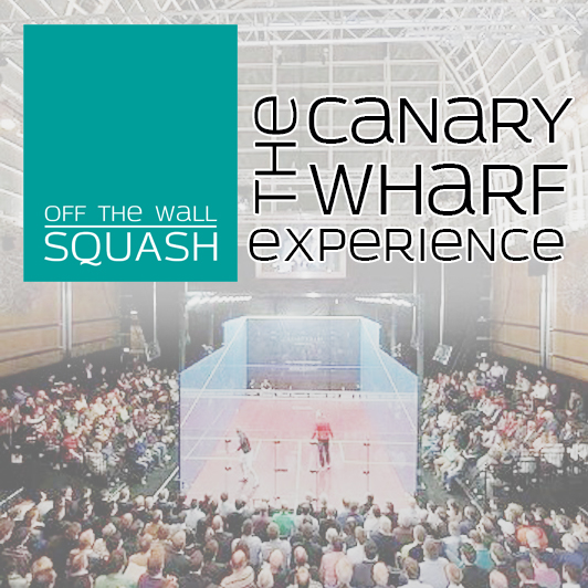 Book now for the Canary Wharf experience