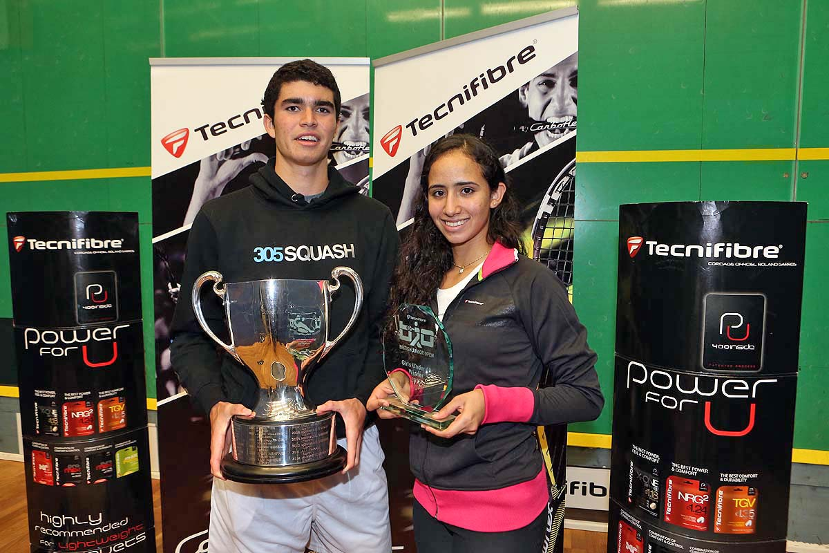 Diego and Nouran extend reigns at top of World Junior rankings