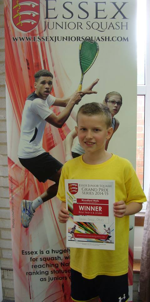 Five Essex players target England U-11 Championships