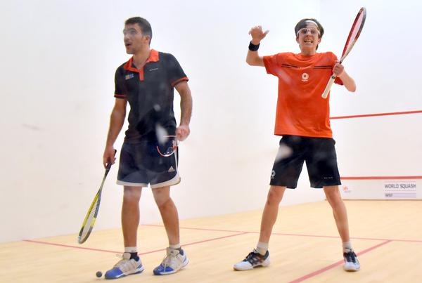 Lee and Leonard Star In World Junior Openers
