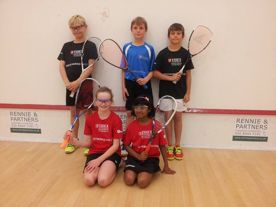 Terrific start for Essex kids in Six-Counties Grand Prix