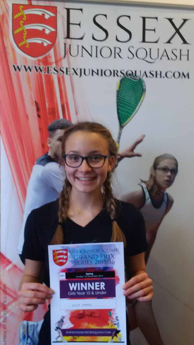 Epping Grand Prix unearths more Essex talent