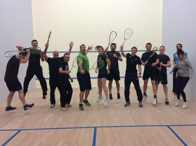 Epping hosts England Squash programme to find new leaders