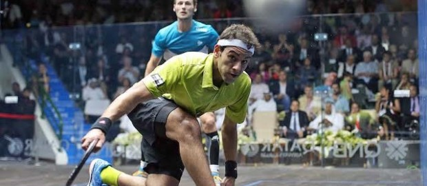 Mohamed Elshorbagy grabs back world No.1 ranking
