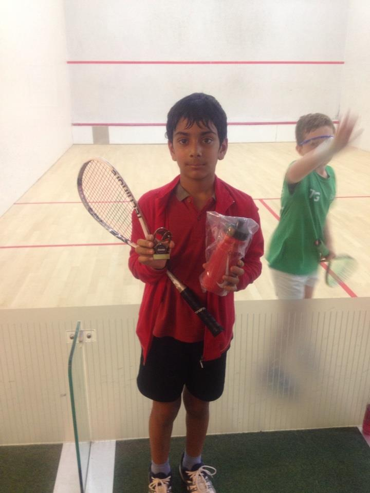 Yusef Sheikh claims number two spot in England rankings