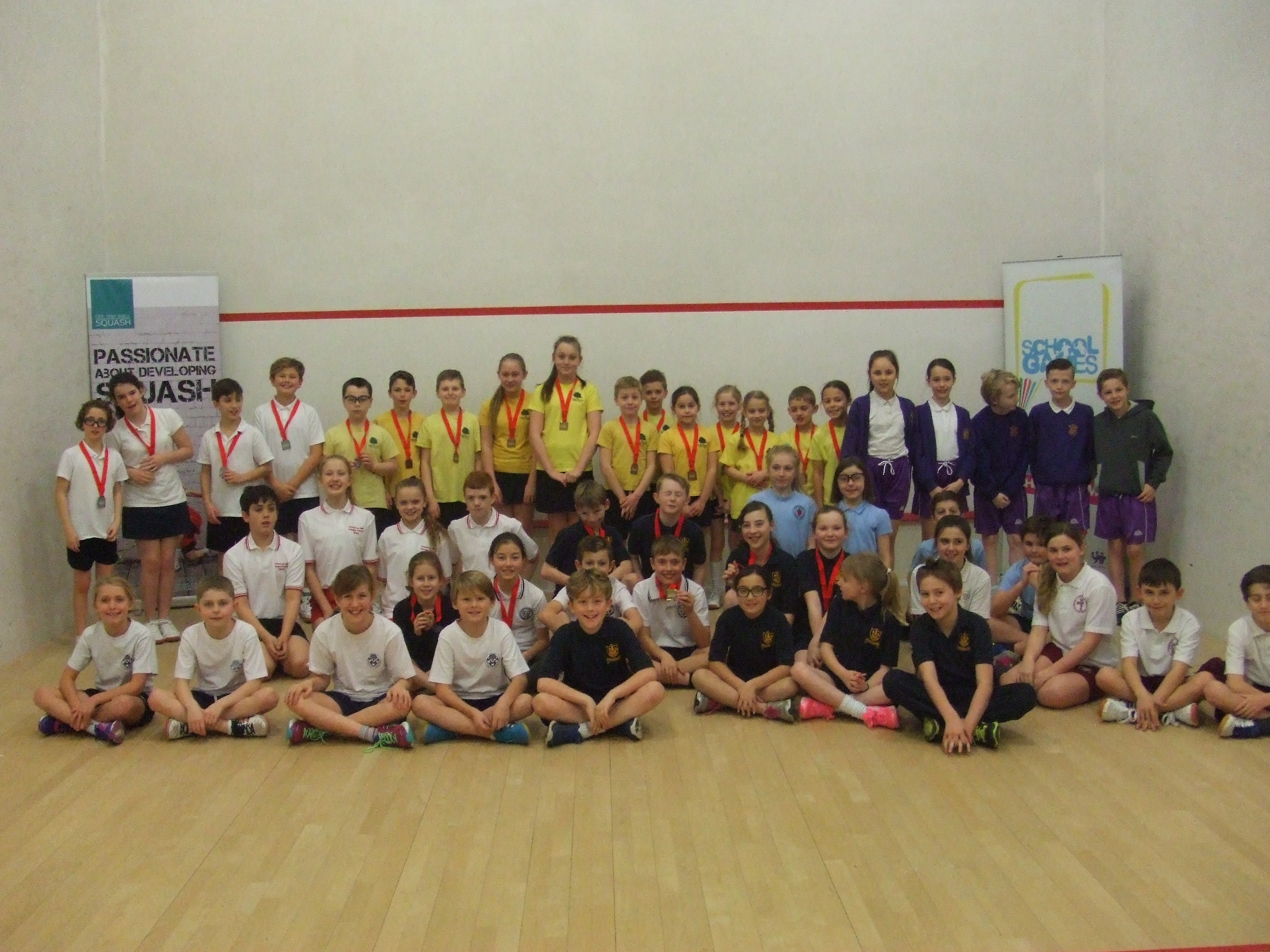 Sports Minister praises inclusion of squash in Essex Games