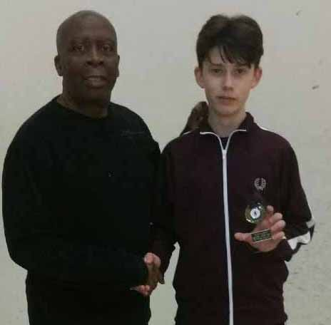 Connaught Junior Open delivers sizzling squash and drama