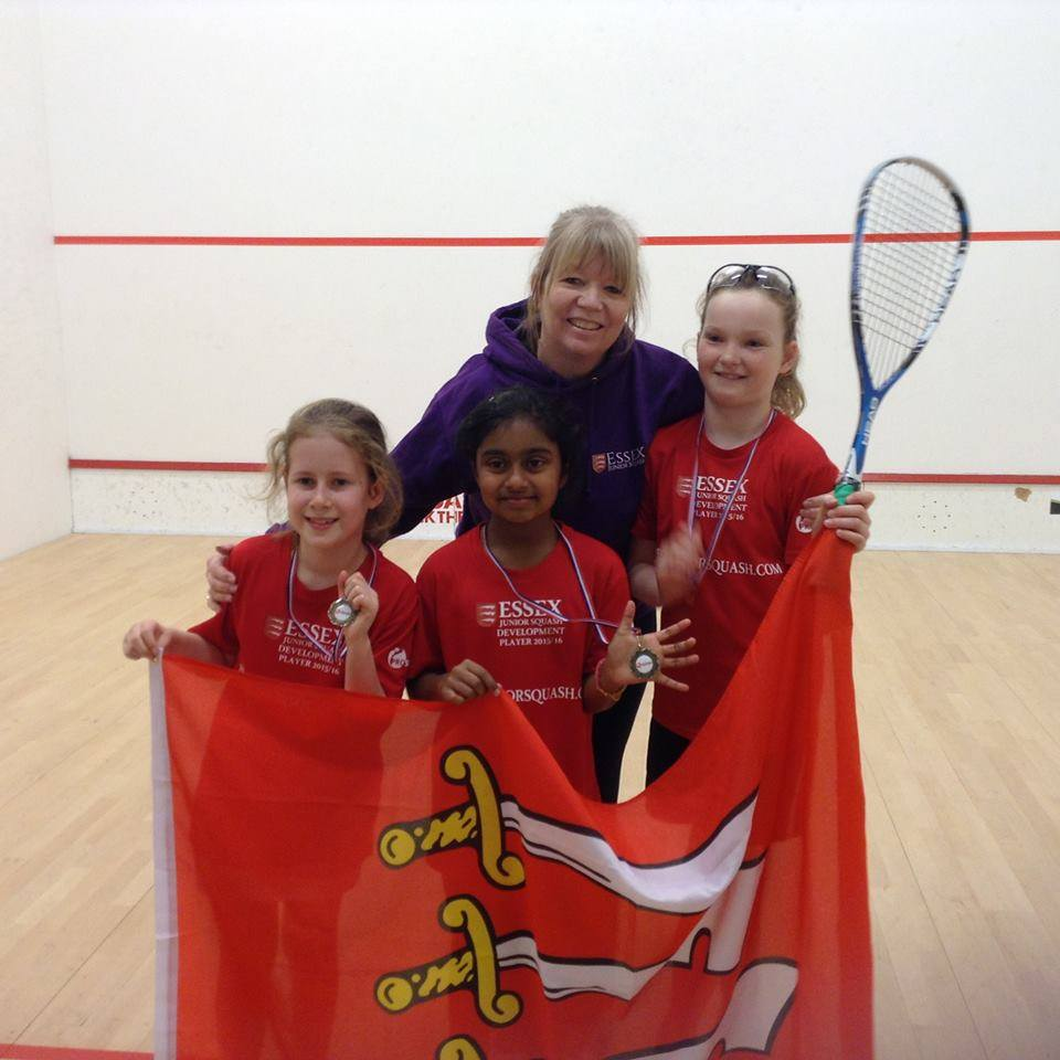 CAN YOU HELP BOOST THE GREAT ESSEX JUNIOR SQUASH SUCCESS STORY?