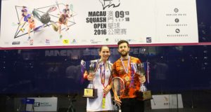 Daryl's magic in Macau lands him biggest ever PSA title