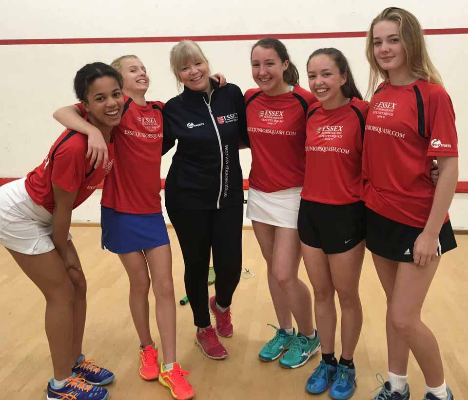 Chris Chitty's dedication helping Essex juniors hit the heights