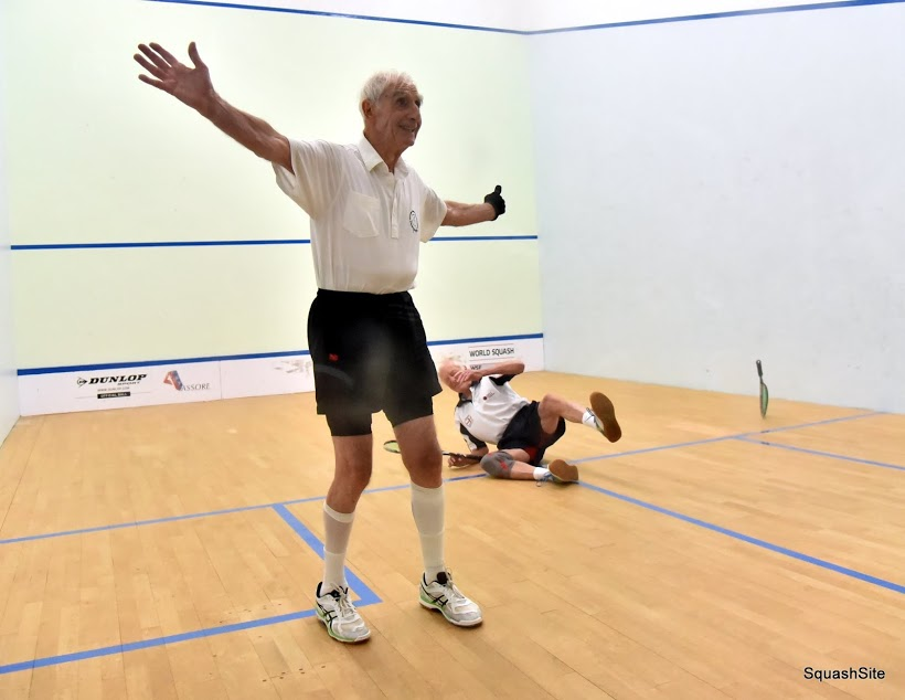 Squash is the best exercise to prolong life study reveals