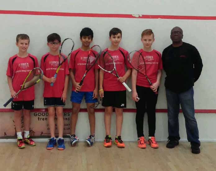Essex boys miss out on Inter-County finals