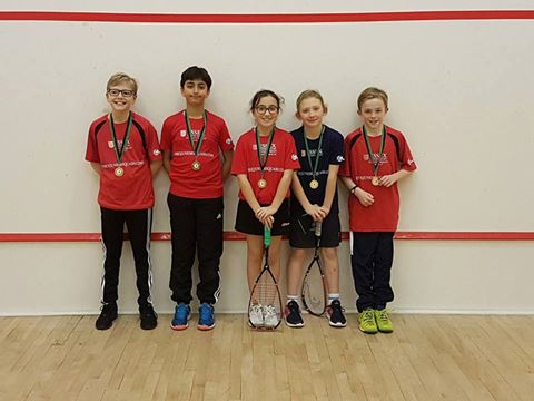 Essex U11's triumph at South-East GP as U13's lose by one game