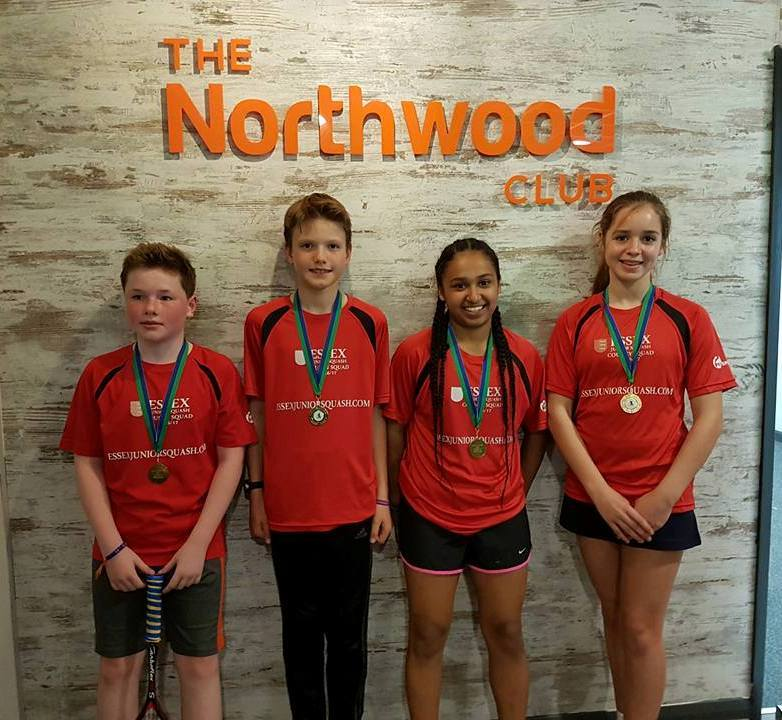 Essex junior teams shine at Southern and Eastern Grand Prix