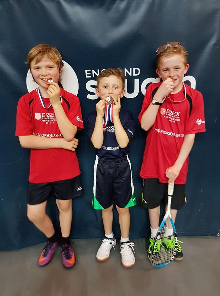 Essex teams shine at National U-11 Championships