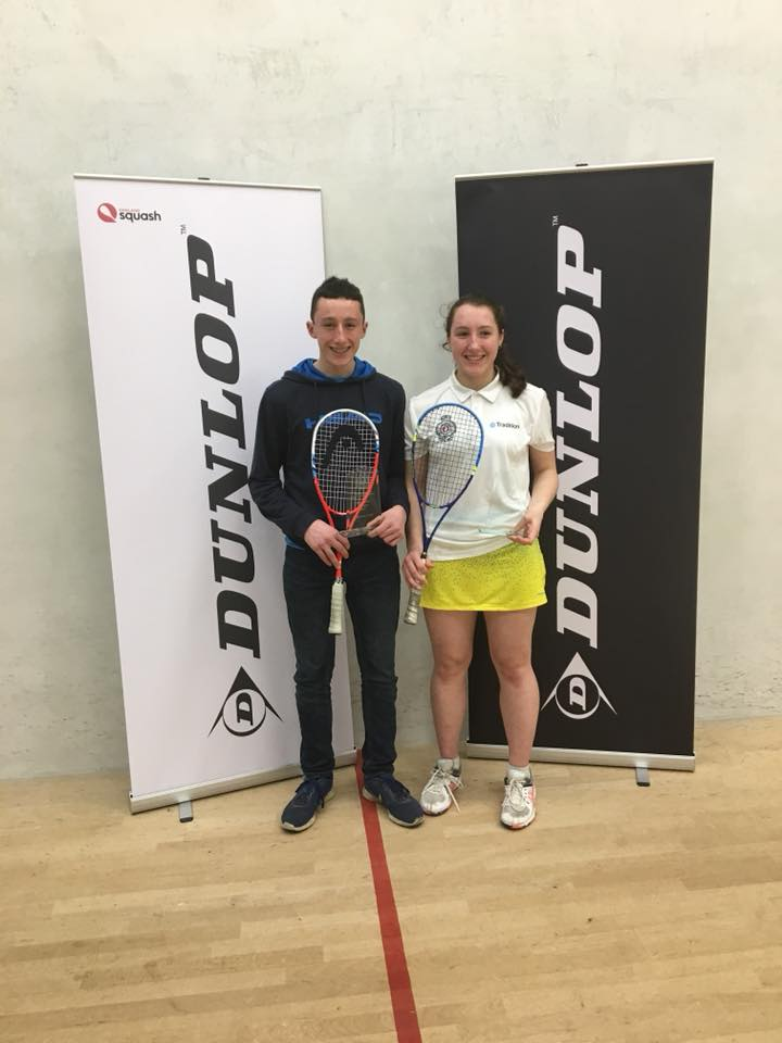 It's Green for go as Essex siblings shine at Dunlop Silver