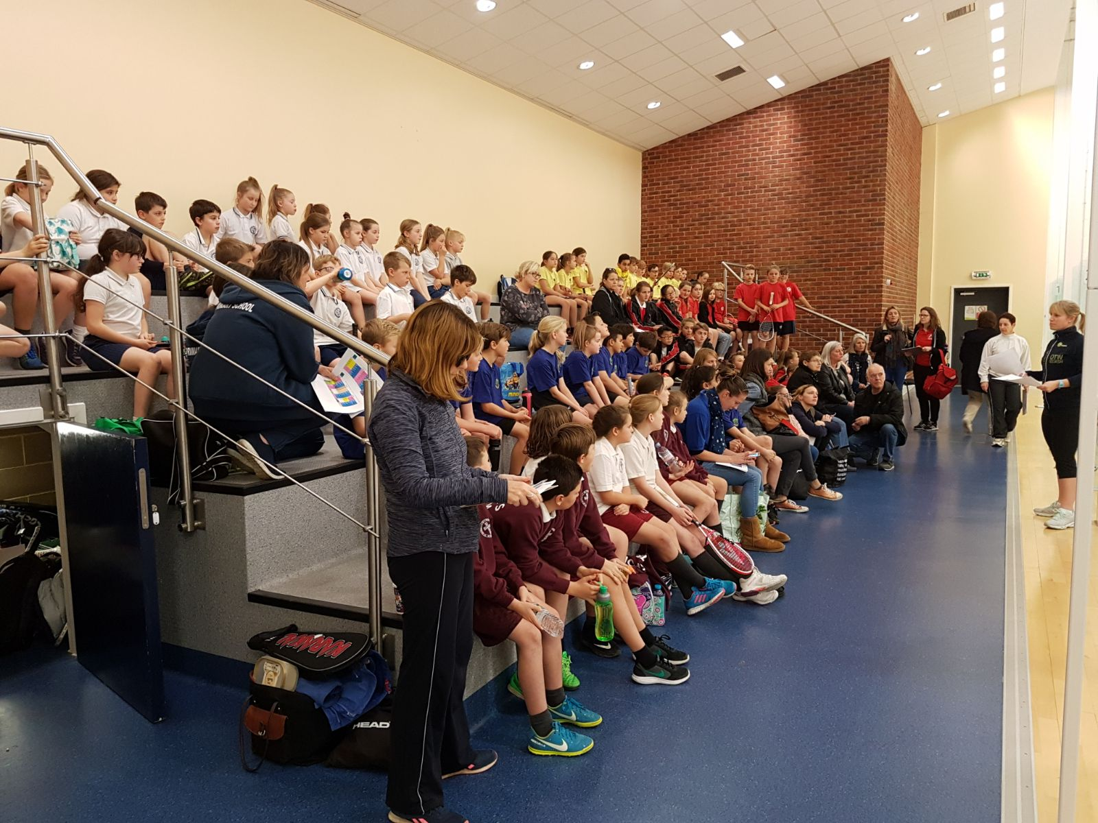 Record numbers compete in OTWS Roman Cup Schools event