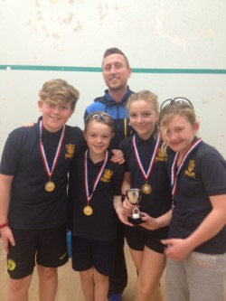 THIRD TIME LUCKY AS MERSEA SCHOOL CLAIM LEXDEN CUP CROWN
