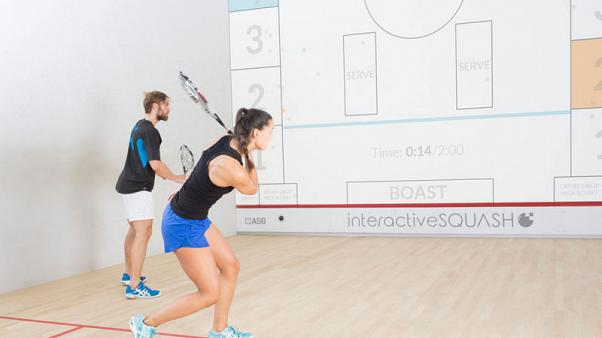 Squash-Technological innovation the key for Squash's Olympic dream