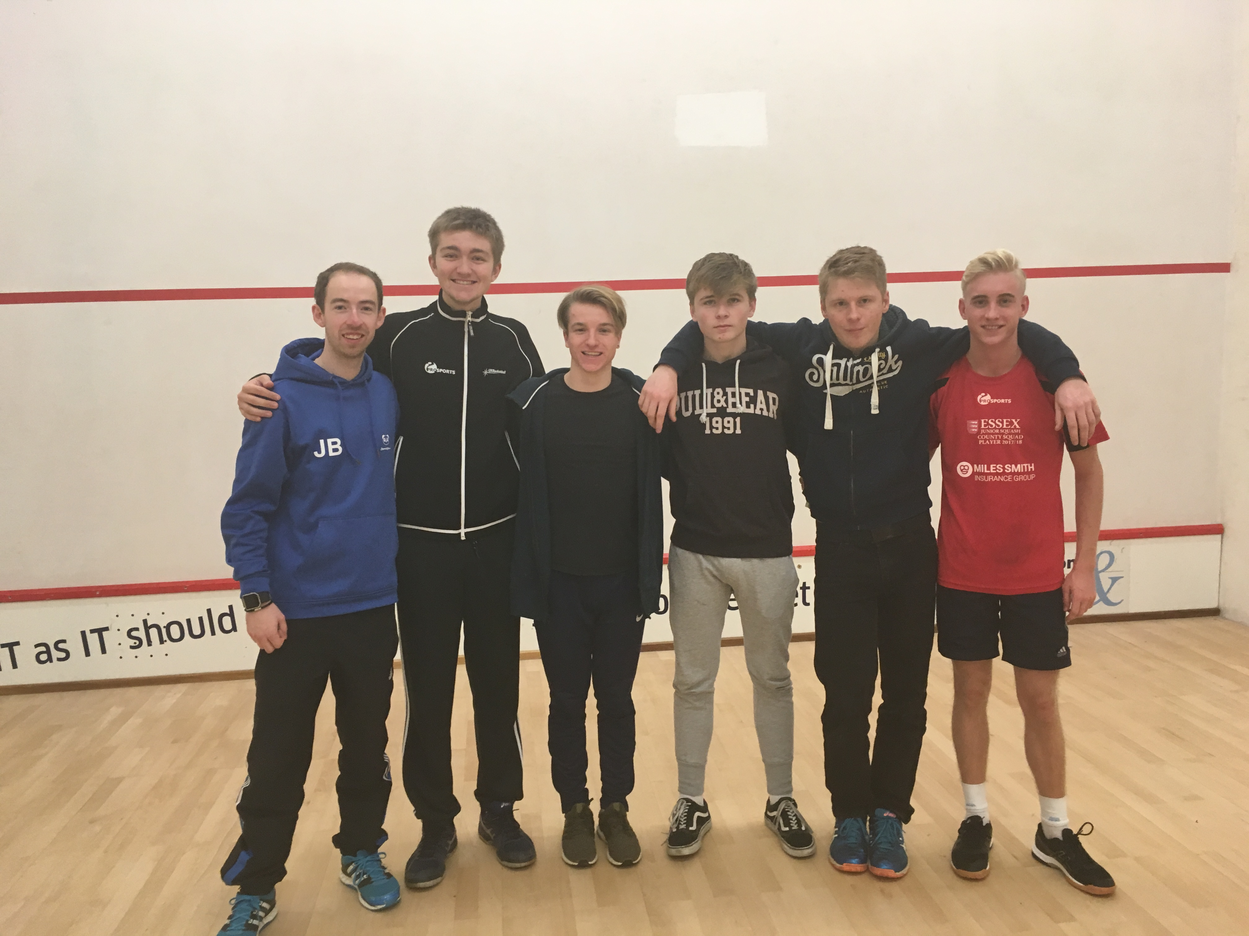 Coach Jake Byrne criss-crossing Essex and Herts with Limitless enthusiasm