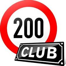 ARE YOU A MARCH 200 CLUB WINNER