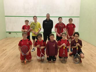 Junior players at Felsted School enjoy Masterclass with top England coach