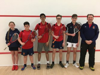 FELSTED TEAMS ONE WIN AWAY FROM ENGLAND NATIONAL SCHOOLS' FINALS