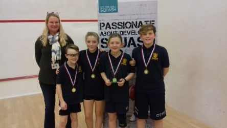 Squash shines at Essex Games as Mersea and Felsted take the spoils