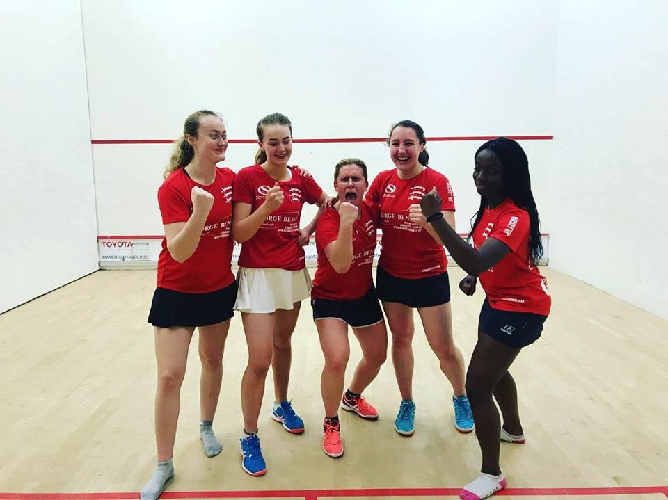 Three Essex juniors help county seniors to Inter-Counties silver
