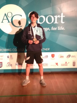 HARRY KITCHENS WINS NATIONAL COLLEGE TITLE