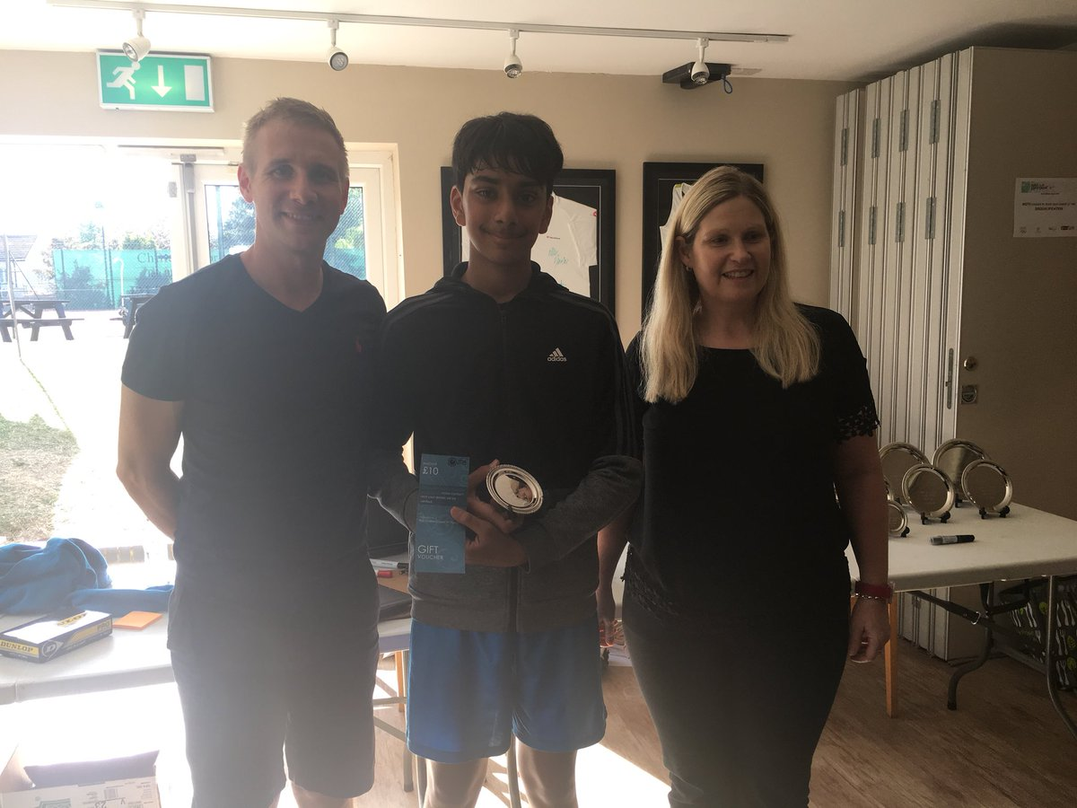 Eyes on Essex players at Chiltern Open Silver