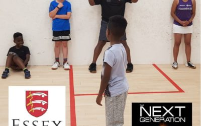 Dave Webster welcomes new Essex trialists
