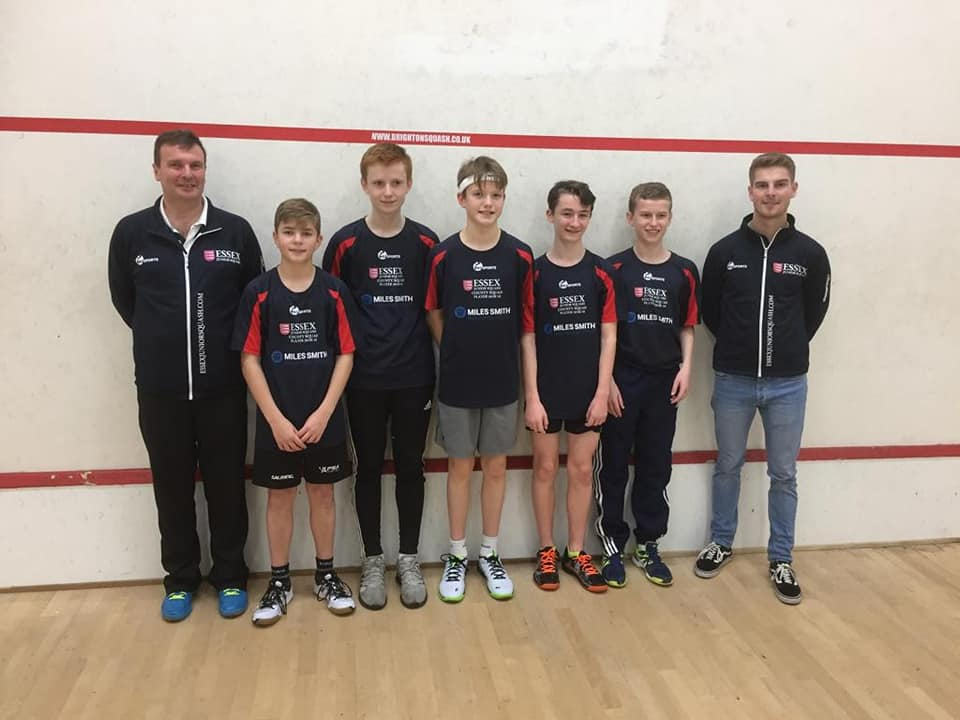 Essex Juniors heading for English Inter-Counties Finals