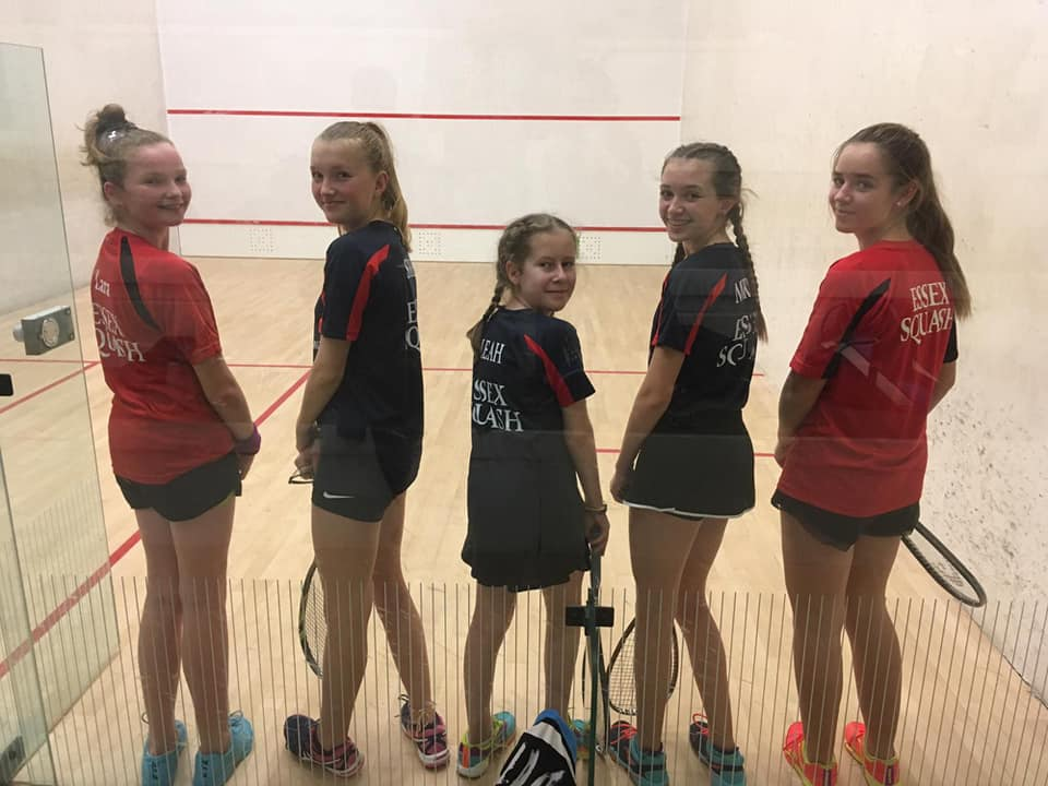 England Squash release details of Inter-Counties finals. Ten Essex teams qualify