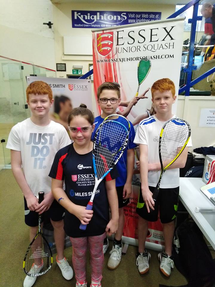 Essex Junior Squash Grand Prix goes from strength to strength