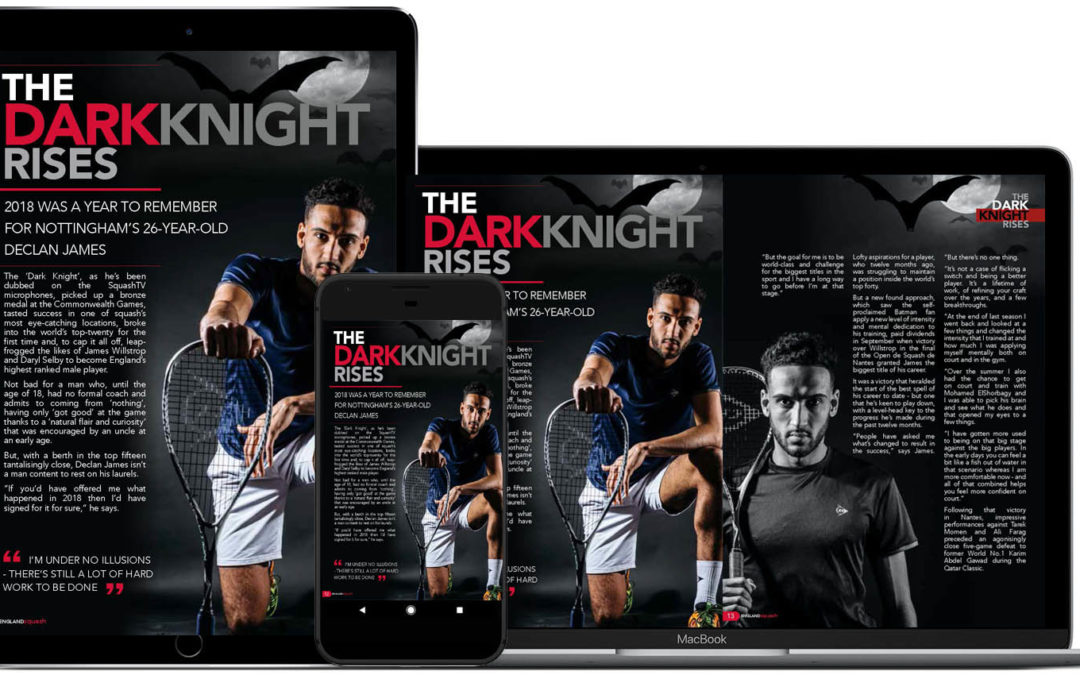 England Squash launches new digital magazine