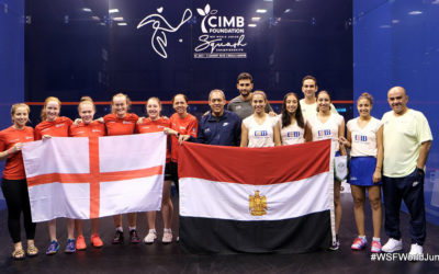 Essex girls Alice and Elise help England to bronze at worlds