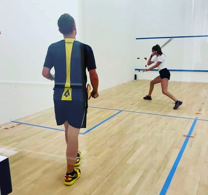 Lexden announce squash coaching camps for July